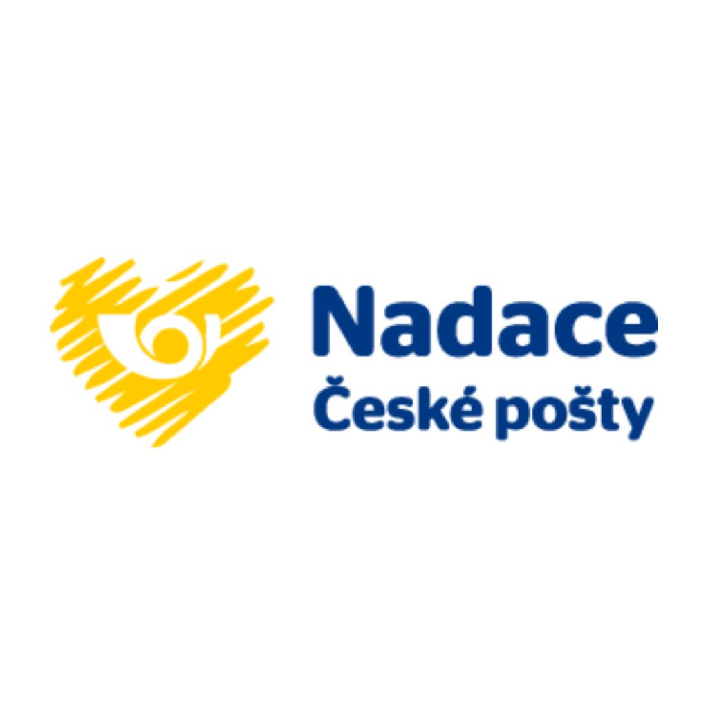 Logo Nadace České pošty